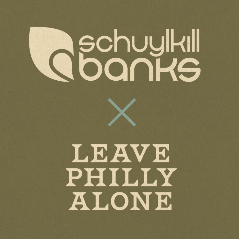 Leave Philly Alone x Schuylkill Banks
