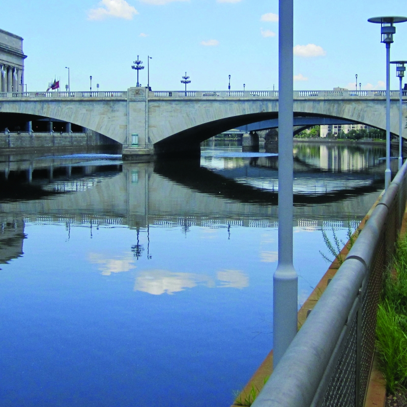 Schuylkill River Trail at Market Street