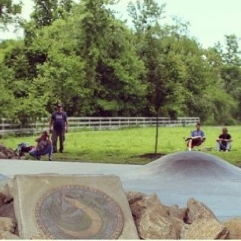 Grays Ferry Crescent Skate Park
